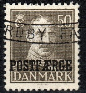 Denmark #Q30 F-VF Used  (SU8370)