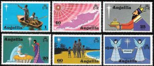 Anguilla # 205 - 10 Mint Never Hinged