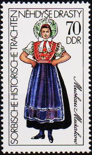 Germany(DDR). 1977 70pf  S.G.E1929 Unmounted Mint