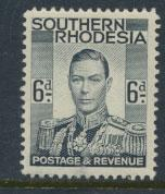 Southern Rhodesia  SG 44  Mint very light trace of Hinge