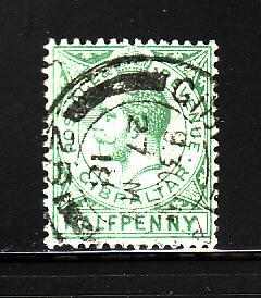 Gibraltar 66 U King George V (A)