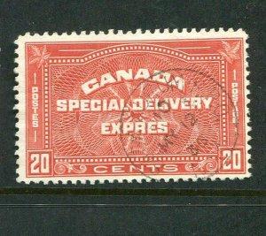 Canada #E5 used