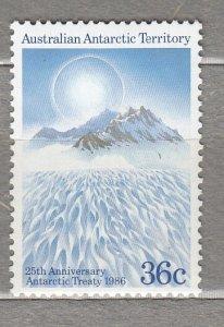 AAT 1984 Landscape 36c MNH(**) #HS274