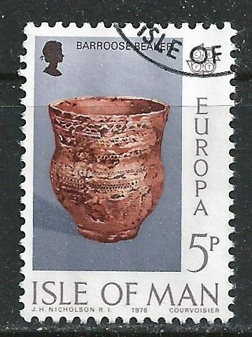 Isle of Man ~ Scott # 86 ~ Used