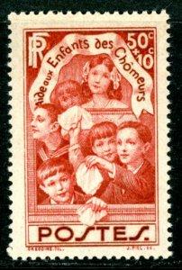 France. B46 children charity  MNH mint      (Inv 001317.)