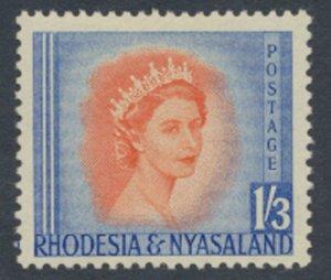 Rhodesia & Nyasaland SG 10 Sc# 150  MLH  see scan