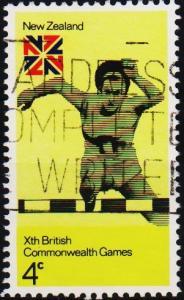 New Zealand. 1974 4c S.G.1041 Fine Used