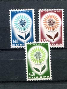 Portugal  Europa 1964 Mint VF NH