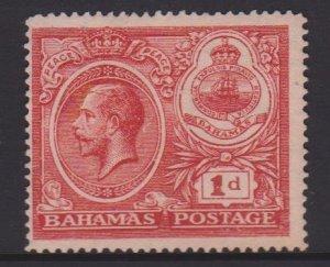 Bahamas Sc#66 MNG