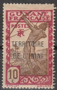 Inini #6 F-VF Unused  (V3454)