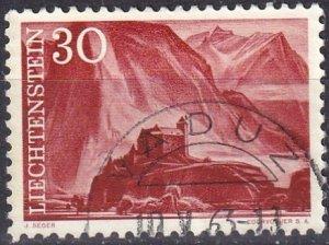 Liechtenstein #339 F-VF Used  (A10621)