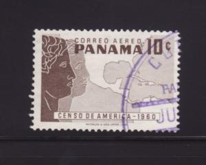 Panama C239 U Map