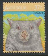 SG 1074  SC# 1035c  Used  - Wildlife  Wombat