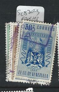 VENEZUELA  (P1303BB)  SC 520-3, 525   VFU