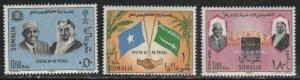 Somalia #314-315, C103 Mint Lightly Hinged Full Set of 3