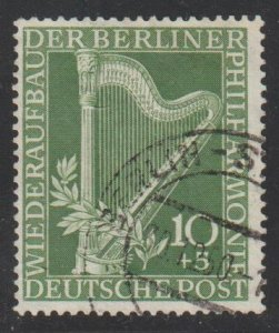 GERMANY Scott 9N82 Used