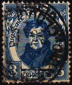 Ireland. 1929 3d S.G.90 Fine Used