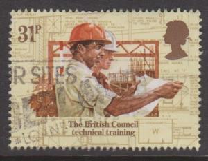 Great Britain Sc#1069 Used