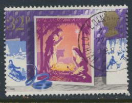 Great Britain SG 1417  Used   - Christmas