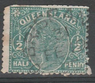 #89 Queensland State Australia Used