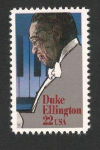 2211 Duke Ellington Single Mint/nh (Free Shipping)