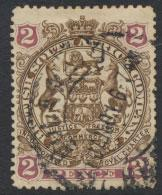 British South Africa Company / Rhodesia  SG 68  Used see scan  and details