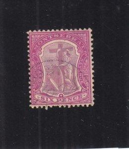 Montserrat: Sc #3b, Used (34289)