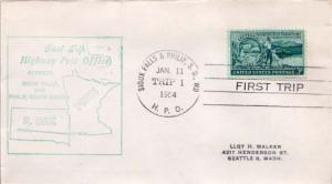 United States, Highway Post Offices, South Dakota