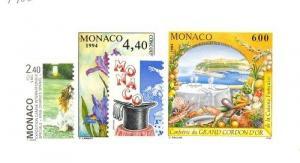 Monaco Scott 1900-1903 NH    [ID#427501]