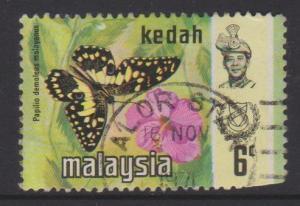 Kedah Sc#116 Used