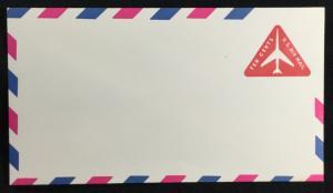 US #UC40 Unused Entire Envelope Jet Liner SCV $.80
