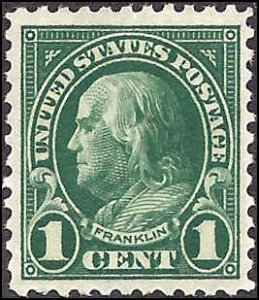 552 Mint,OG,HR... SCV $1.25