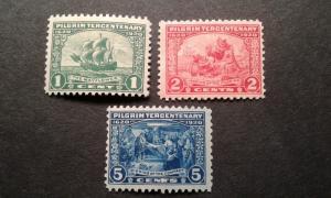 US 548-550 MNH (1) ~1812.2233