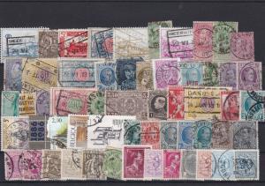 Belgium Used Stamps Ref 26351