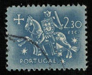 1953, Portugal, 2.30esc. (RT-280)