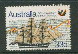 Australia SG 1000  FU