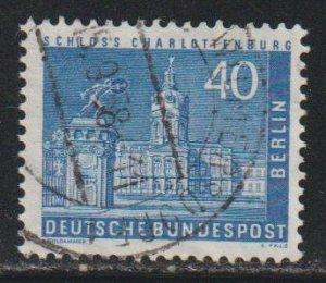 Germany Berlin  SC   9N131  Used