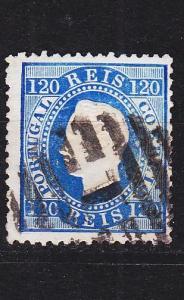 PORTUGAL [1870] MiNr 0042 B ( O/used ) [02]