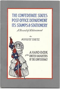 Doyle's_Stamps: Dietz' 1950 The Confederate States Post-Office Department...