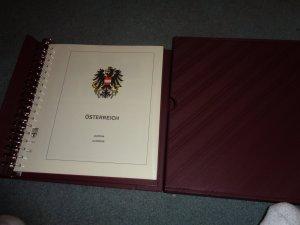 LINDNER HINGELESS ALBUM W/SLIPCASE: AUSTRIA 2004-2007