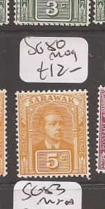 Sarawak SG 80 MOG (5cev)