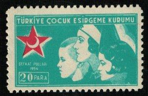 1954, 20Para, Turkey (RТ-540)
