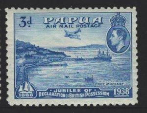 Papua New Guinea Sc#C6 MH