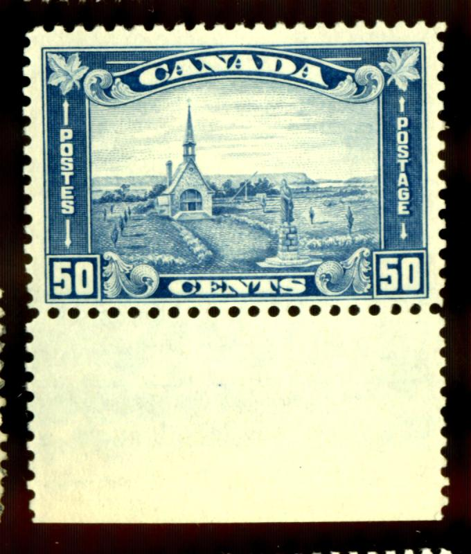 Canada #176 MINT F-VF OG NH Cat$350