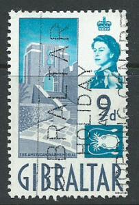 Gibraltar SG 168  Used