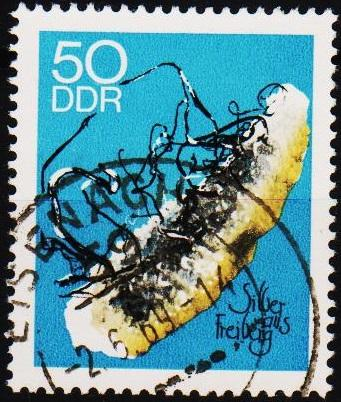 Germany(DDR).1969 50pf S.G.E1194 Fine Used