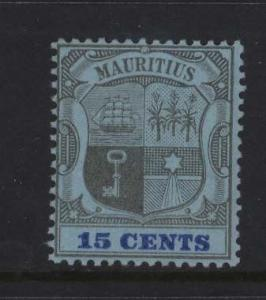 Mauritius #108 Mint