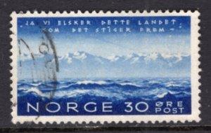 Norway 250 Used VF