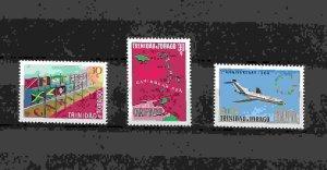 Trinidad & Tobago MNH 163-5 Carifta Free Trade 1969
