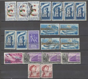 COLLECTION LOT # 4276 ITALY 20 STAMPS 1941+ CLEARANCE CV+$33